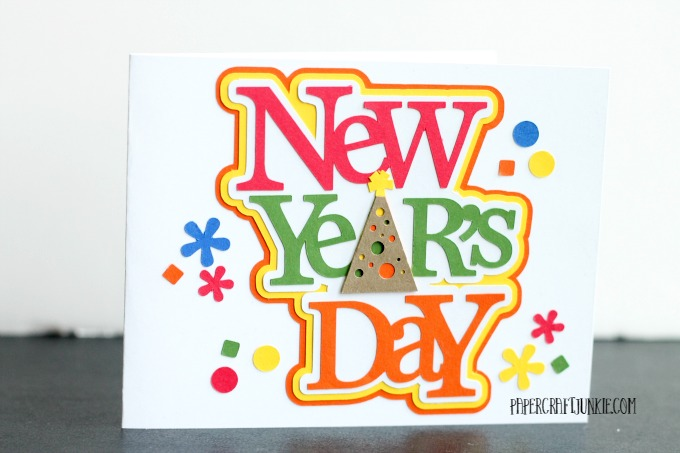 New Years Day Card