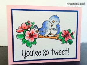 You're So Tweet – Valentine's Day Card